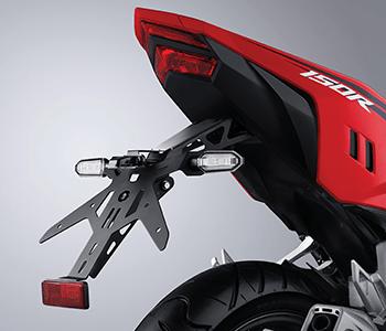 Daftar aksesoris dan apparel Honda CBR150R tahun 2021 fender-eliminator-2-2
