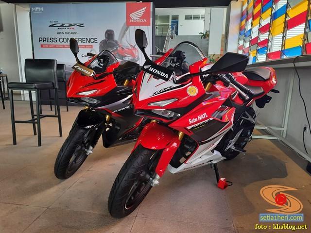 All New CBR150R 2021 resmi meluncur di Jawa Timur, ada pameran virtualnya brosis (2)