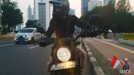 Modif Honda Verza CB150 simple dan minimalis bikin ganteng brosis (4)