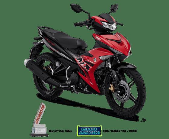3 Warna baru Yamaha MX King 150 tahun 2021