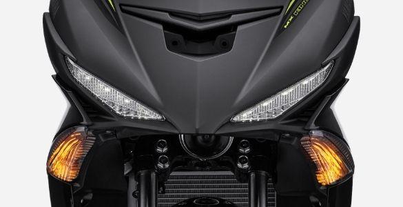 lampu hazard Yamaha MX King 150 tahun 2021
