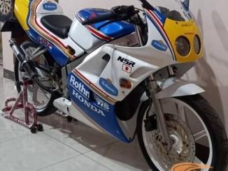 Moto GP Honda Rothmans