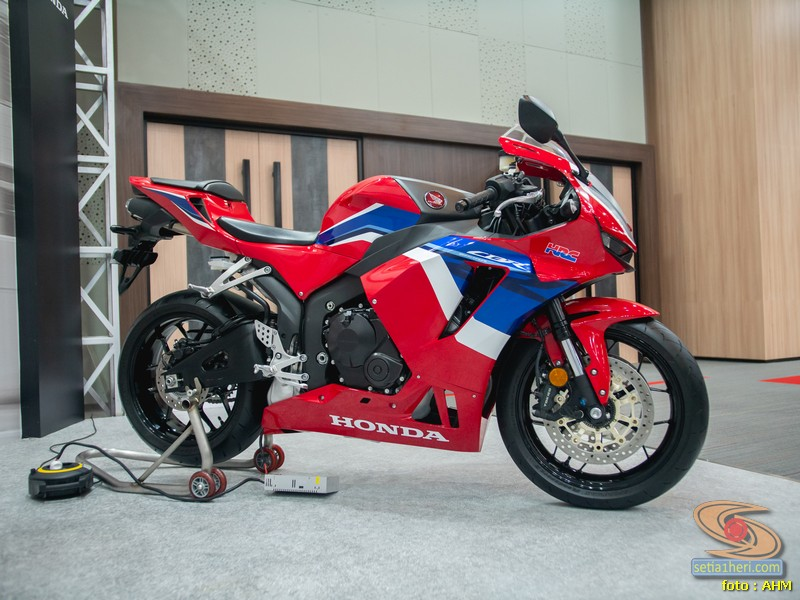 Honda CBR Tricolor-CBR600RR tahun 2021