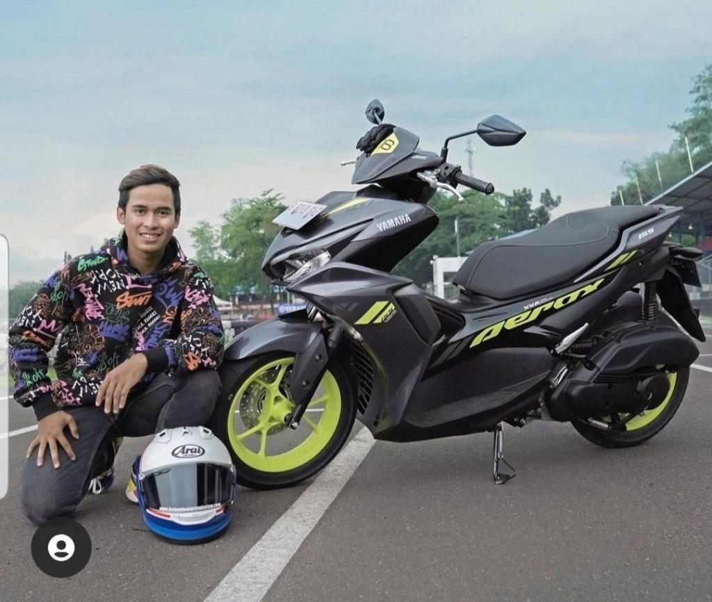 Keunggulan All New Aerox 155 Connected 2020 menurut Galang Hendra Pratama (1)