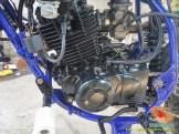 Modif Bajaj Pulsar 220 jadi motor Supermoto gateng (8)