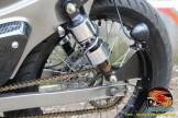 Modif keren Honda Super Cub basis mesin dan rangka Astrea Grand (10)