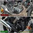 Moles servis Honda Tiger 2007, 4 tahun gak hidup jadi kinclong gans. (3)