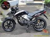 Moles servis Honda Tiger 2007, 4 tahun gak hidup jadi kinclong gans. (8)