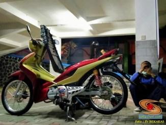 Suka duka miara bebek matik Honda Revo AT (1)