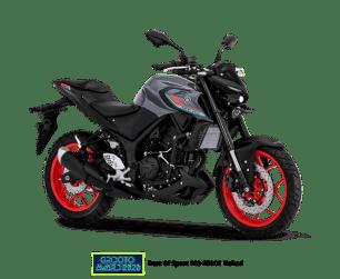 Warna baru Yamaha MT-25 tahun 2021 (2)