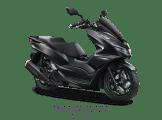 pilihan warna hitam abs honda pcx 160 cc tahun 2021