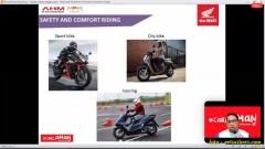 Mengenal posisi berkendara yang aman dan nyaman bagi biker brosis.. (10)