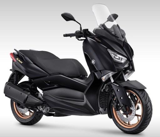 Warna baru Yamaha XMAX tahun 2021