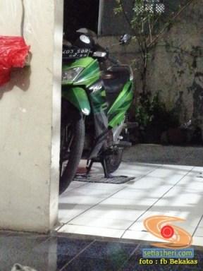 Kelebihan dan kekurangan motor bebek baby ninja Kawasaki ZX130 (7)