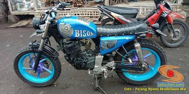 Modif motor Japstyle Byson (2)