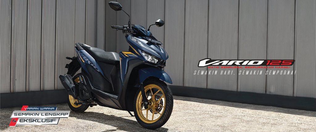 warna baru Honda Vario 125 tahun 2021