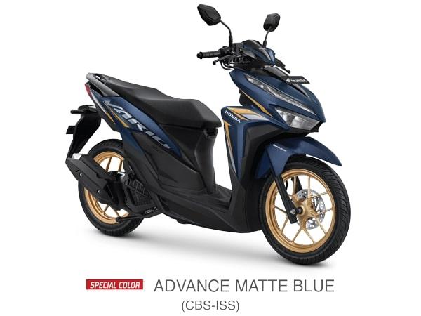 warna spesial Honda Vario 125 tahun 2021