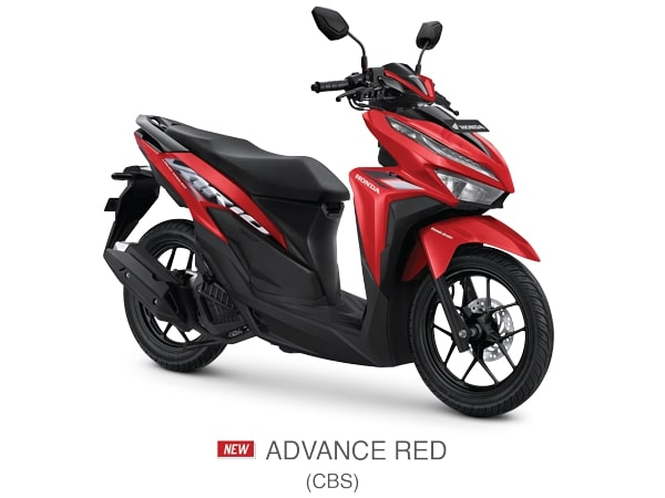 warna terbaru Honda Vario 125 tahun 2021