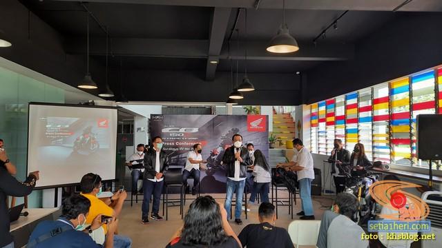 All New Honda CB150R Streetfire 2021 resmi diluncurkan di Surabaya, harga 30 jetian gans.. (7)