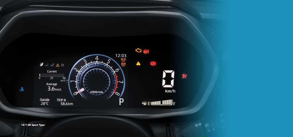 Gambar detail, daftar harga dan pilihan warna Toyota Raize tahun 2021 (18)