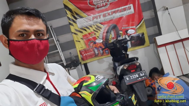 Ngincipi Promo Hoki AHASSS 2021 di Yota Motor Manukan, gak pakai antri gans... (2)