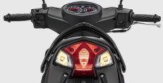 2 warna baru Yamaha Vega Force tahun 2021, hitam dan merah keren gans...