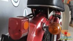 Lebih dekat dengan motor bebek lawas Honda super cub C70 alias si pitung (3)