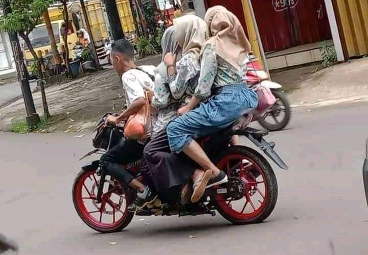 Istilah jamet, jamed dan jamet kuproy dalam dunia anak motor, apa artinya (3)