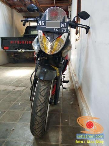 Modifikasi Honda CS1 pakai arm panjang asal Nganjuk, gokil gans.. (5)