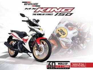 Wow YIMM rilis Yamaha MX King 150 Yamaha World Grand Prix 60th Anniversary Livery tahun 2021 (1)