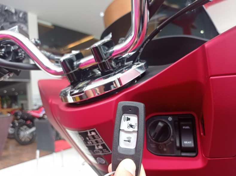 Cara merawat Remote Honda Smart Key System