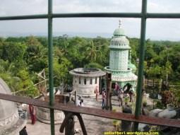 pemandangan masjid turen