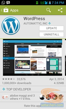 update wordpress for android per 3 april 2014 (2)
