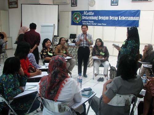 PJ Belajar Komunikasi Efektif