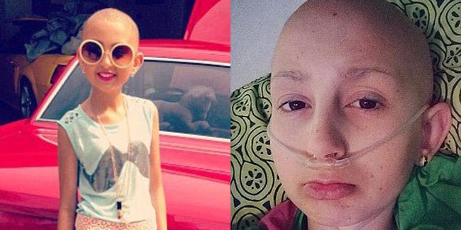Talia Joy Castellano - Gadis Cantik Pejuang Kanker Kini Telah Pergi (2/5)