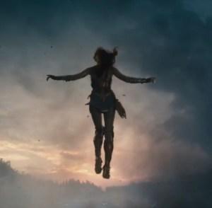 Screenshot de uma cena feita com Alicia Vela-Bailey
