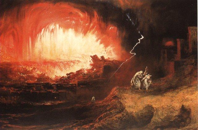 Sodoma e Gomorra - barebacking