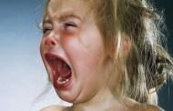 جیغ ممتد کودکان برابر با صدای جت