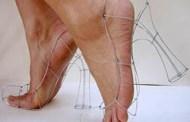 کفش های پاشنه بلند سلامتی را به خطر می اندازد