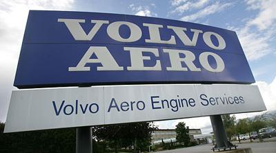 Volvo Aero säljs för 6,9 miljarder