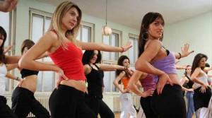 کلاس رقص Zumba