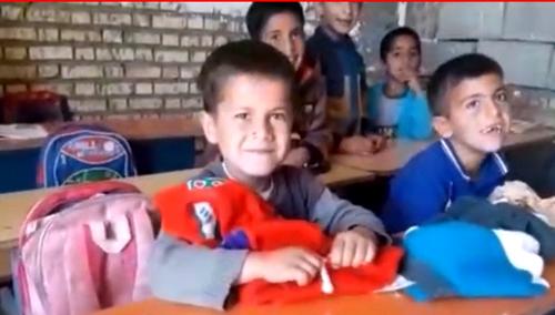 بازتاب کمک به بچه های مدارس عشایری خوزستان