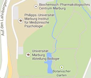 marburg map