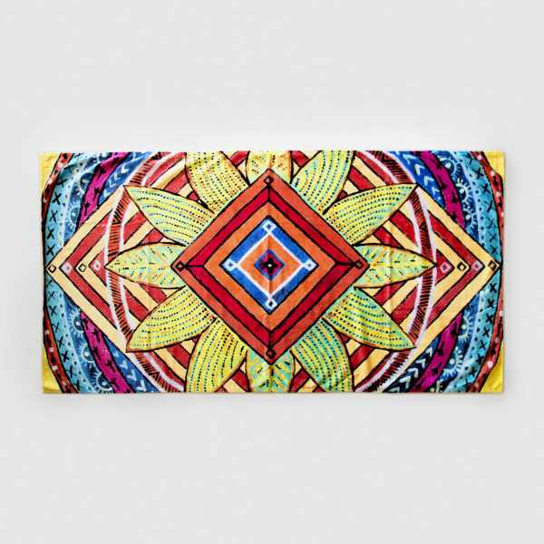 mandala beach towel 2 1