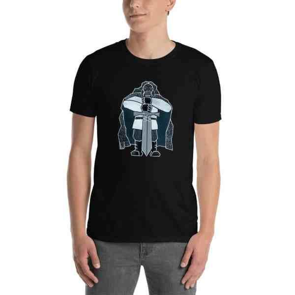 unisex basic softstyle t shirt black 5fcfba1185589