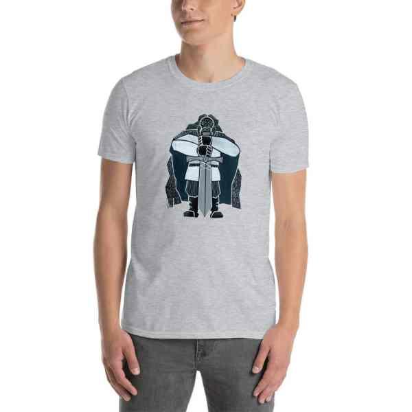unisex basic softstyle t shirt sport grey 5fcfba1184e61
