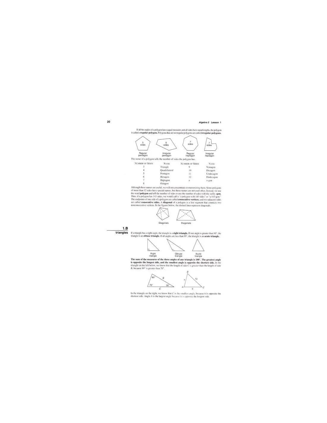 Saxon Algebra 2 3rd Ed Text New