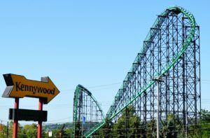 Friends and family of all ages can enjoy a day at Kennywood. Photo courtesy of powerofamoment.com