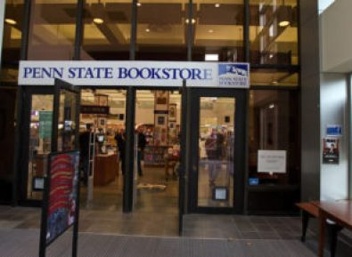 This is the Barnes & Noble College bookstore at Penn State University. Photo from pennlive.com.