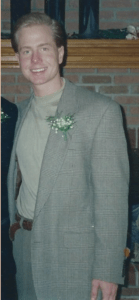 Uncle Jimmy dressed up for Easter Mass, just days prior to the unfortunate events that would unfold. Photo courtesy of S.Bonfiglio